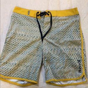 NWOT hurley swimming shorts